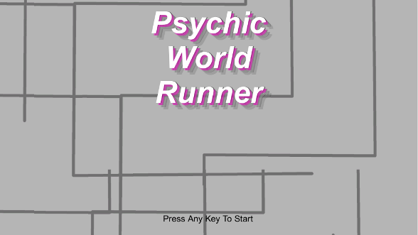 Psychic World Runner